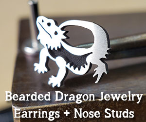 click here for Bearded Dragon Jewelry