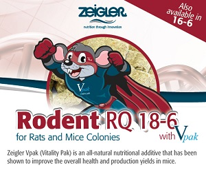 Click Here for Zeigler Rodent Feeds